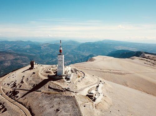 mont ventoux sommet prieure la madelen 84340